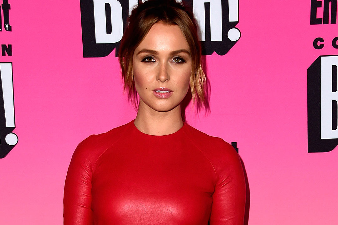 'Grey's Anatomy' Star Camilla Luddington Pregnant With First Child