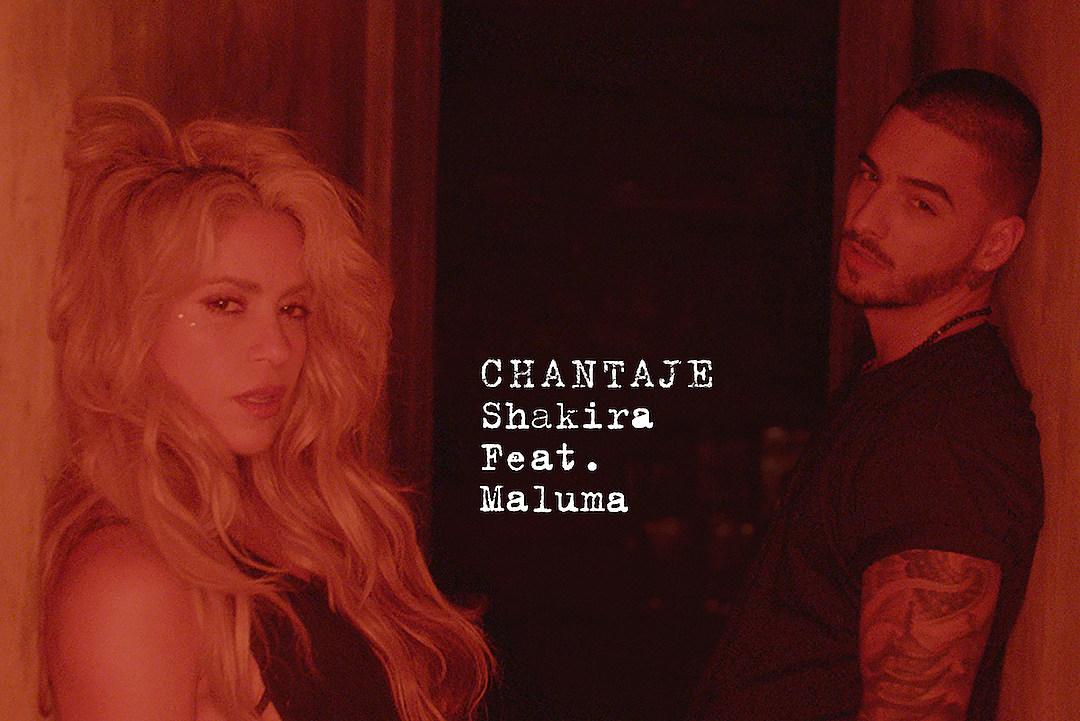 Shakira Returns With Chantaje Feat Maluma Listen