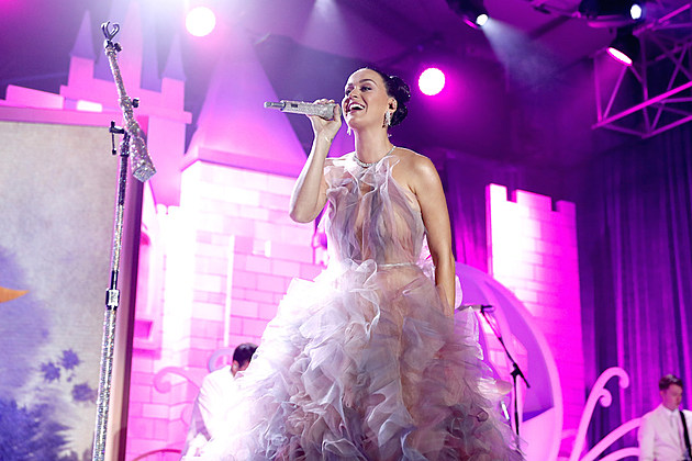 "Katy Perry Album News 2016 Children's Hospital Los Angeles ""Once Upon a Time"" Gala"