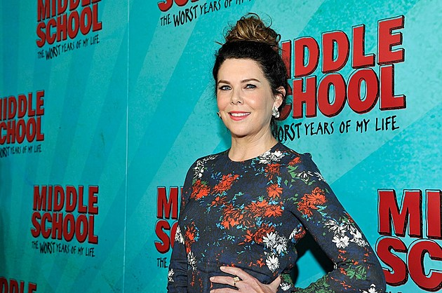 Lauren Graham at the 'Middle School: The Worst Years Of My Life' Premiere