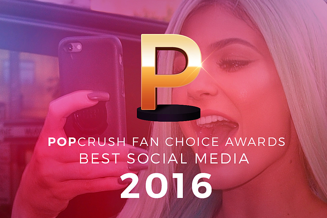 best social media kylie jenner