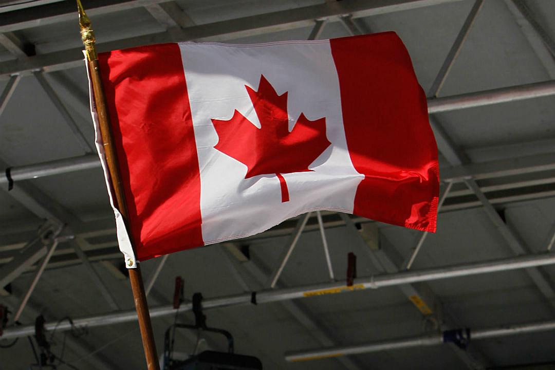 Canada Flag Trump Election
