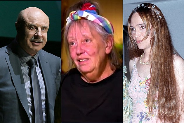 Dr. Phil, Shelley Duvall and Vivian Kubrick
