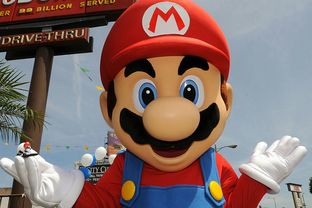 Super Mario Nintendo NES Release