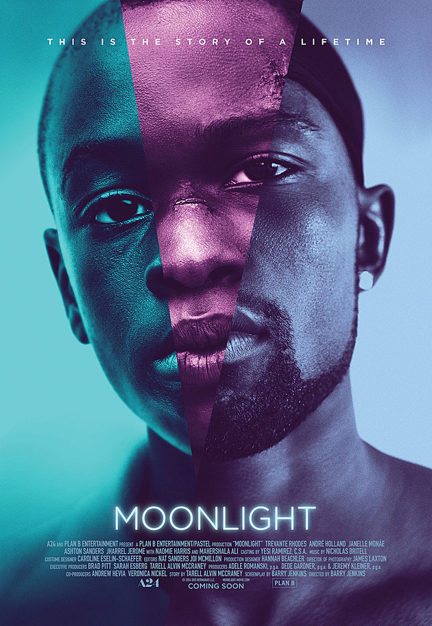 'Moonlight' Best Movies of 2016