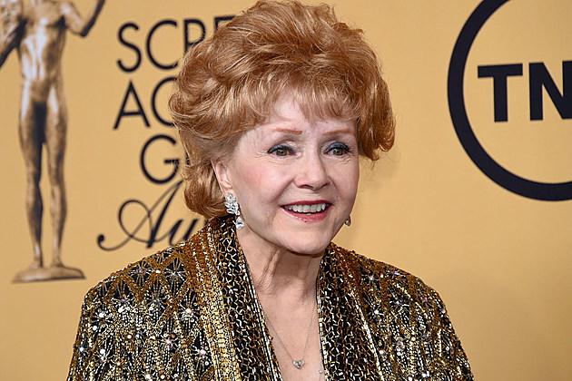 Debbie Reynolds stroke