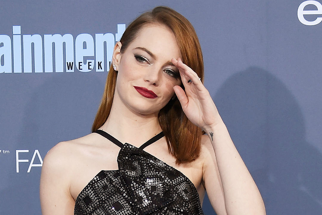 Emma Stone Industry Sexism