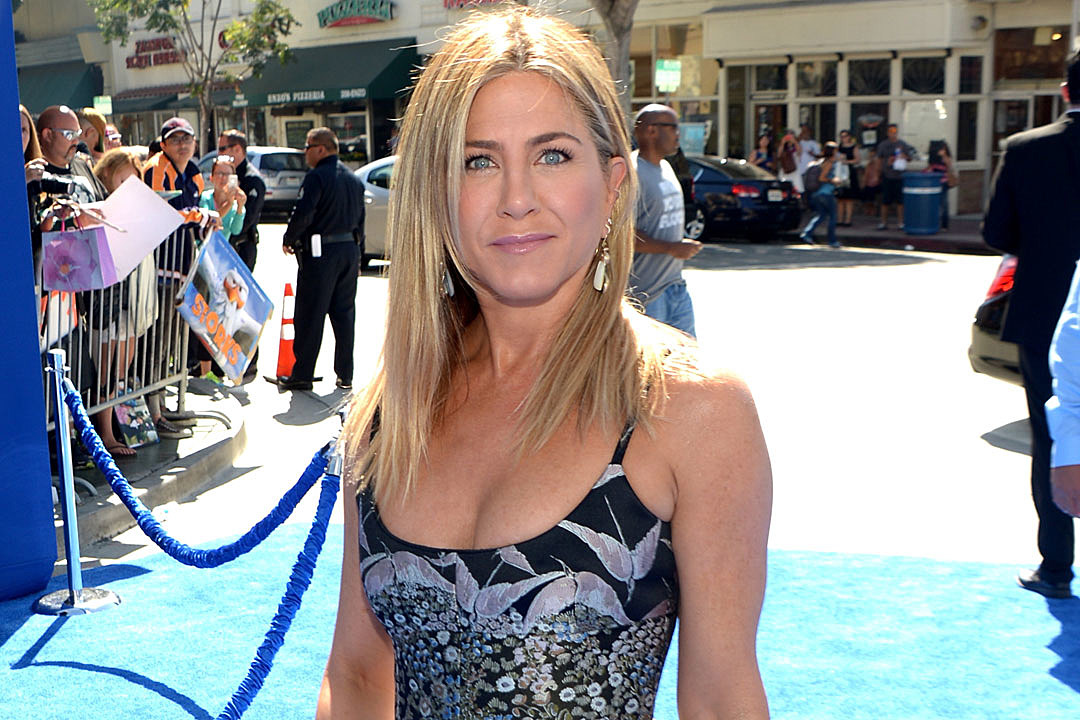 Jennifer Aniston friends reunion