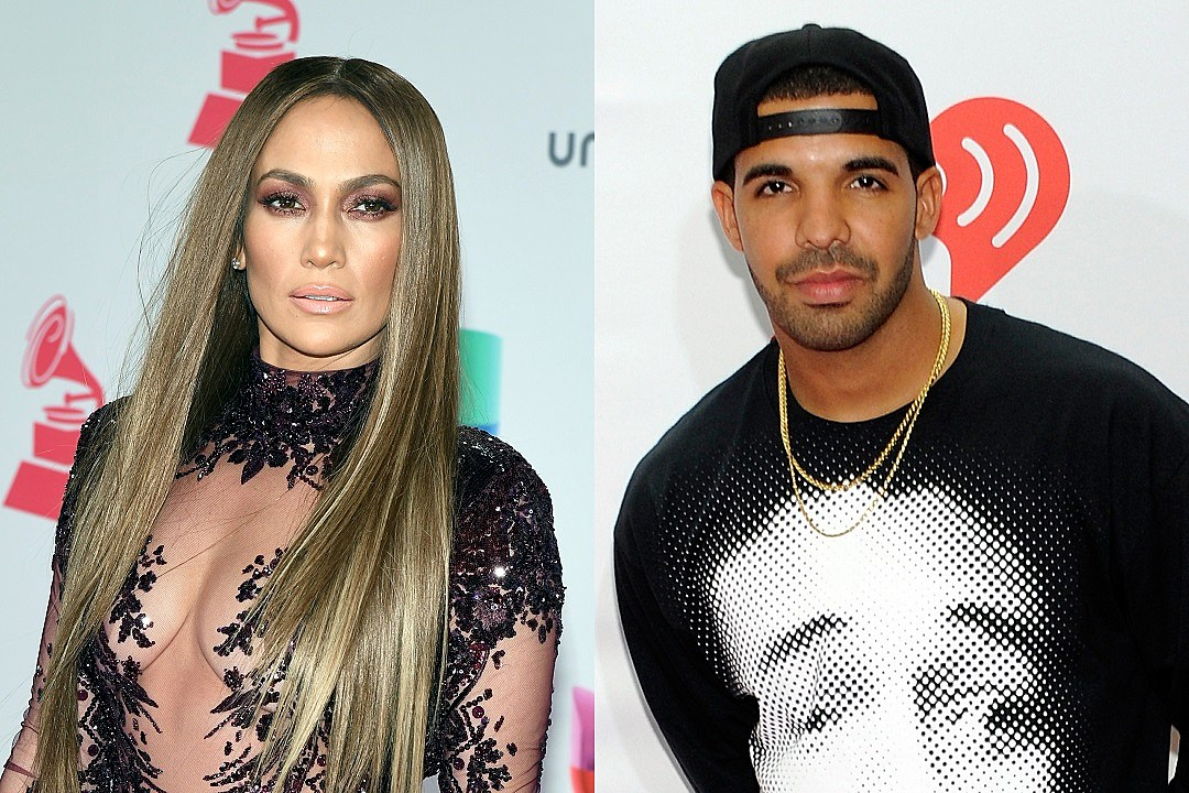 Jennifer Lopez and Drake