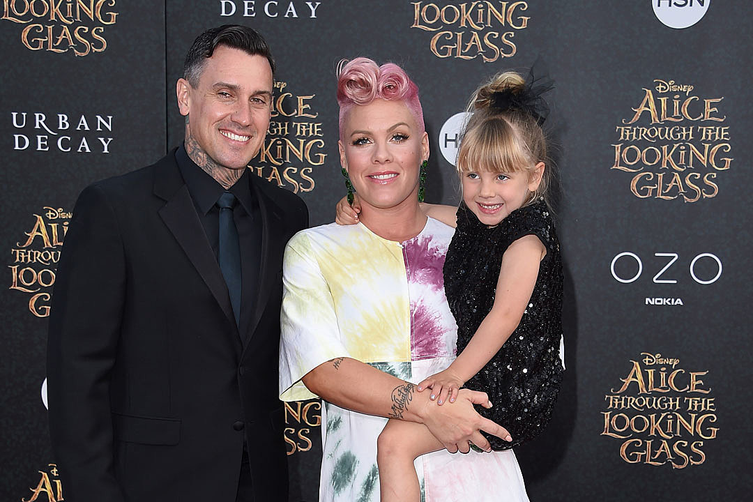 Pink gave her newborn baby boy the coolest name