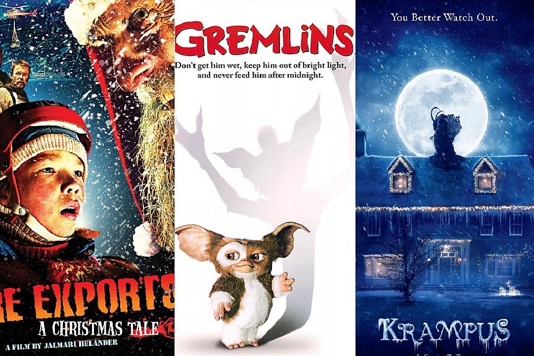 10 Dark and Creepy Christmas Movies