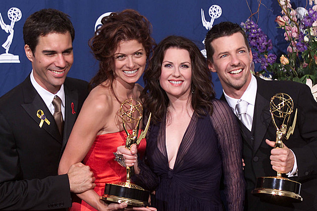 Will and Grace Return Megan Mullally