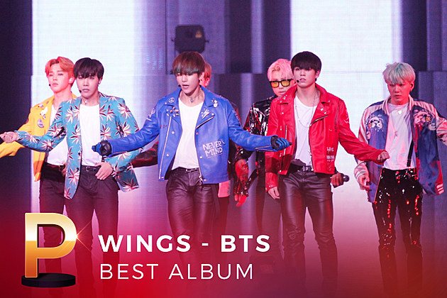 BTS Fan Choice Awards 2016
