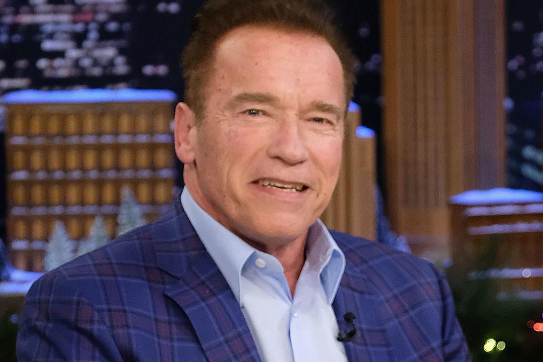 Arnold Schwarzenegger Apprentice Catchphrase