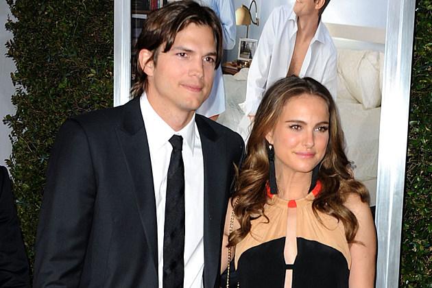 Ashton Kutcher Natalie Portman