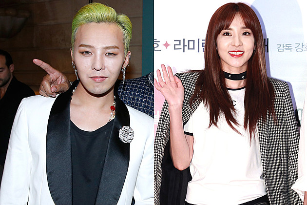 g dragon dating dara Halsnæs