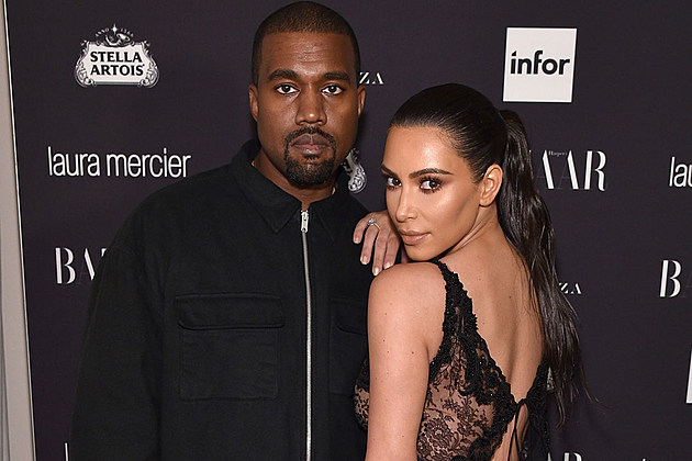 Kanye West Kim Kardashian kuwtk
