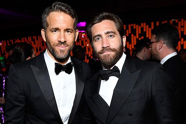 Ryan Reynolds Jake Gyllenhaal