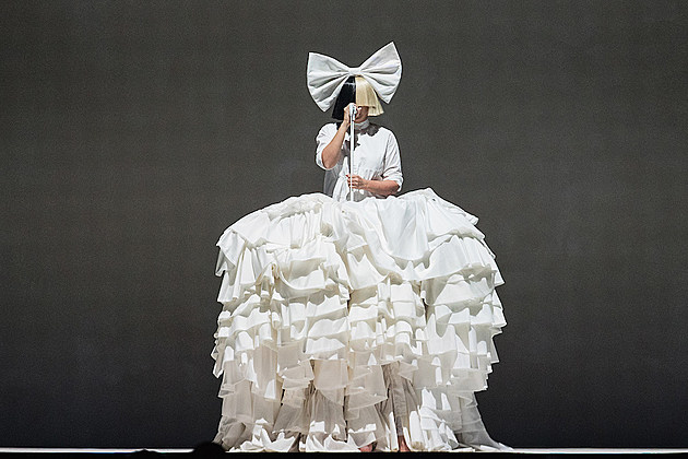 Sia Performs At KeyArena