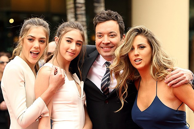 Scarlet Rose Stallone, Sophia Rose Stallone and Sistine Rose Stallone