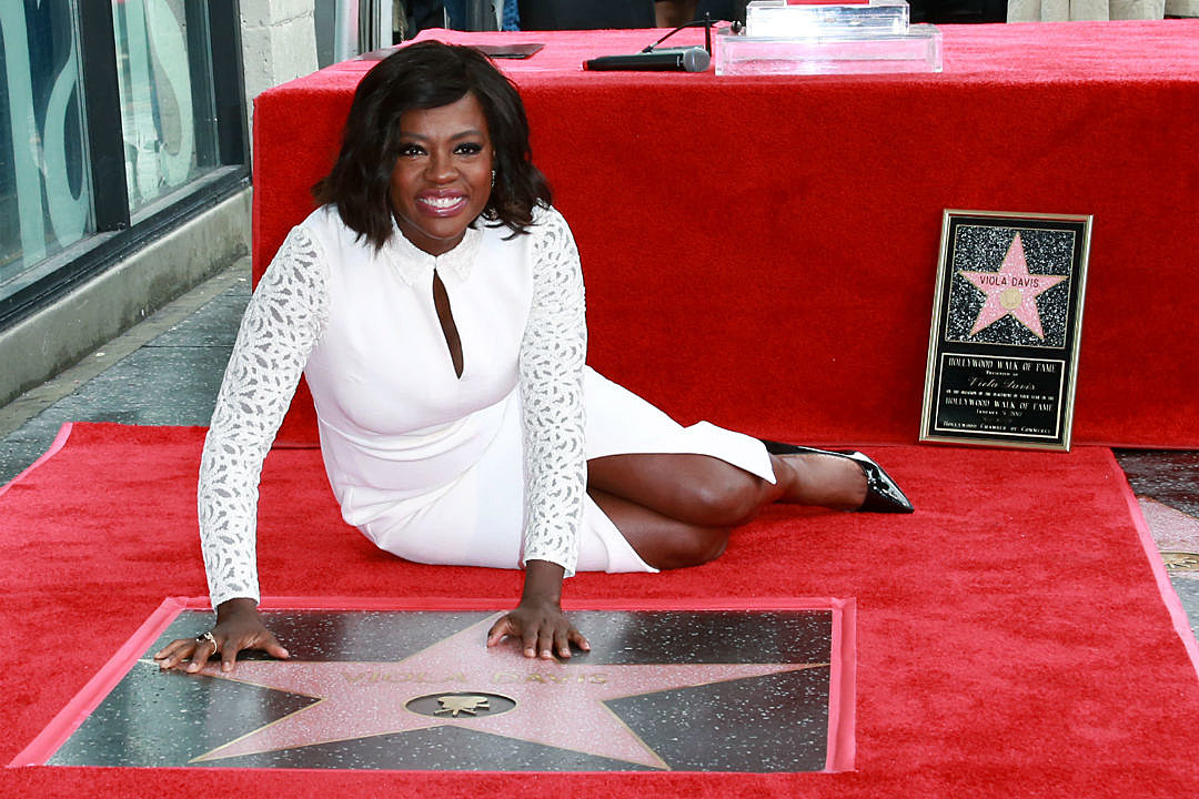 Viola Davis on Walk of Fame star: My dad would've loved this