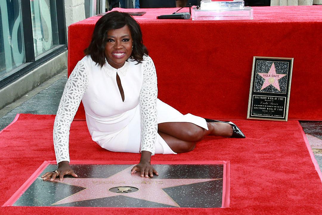 Viola Davis to Receive Star on Hollywood Walk of Fame