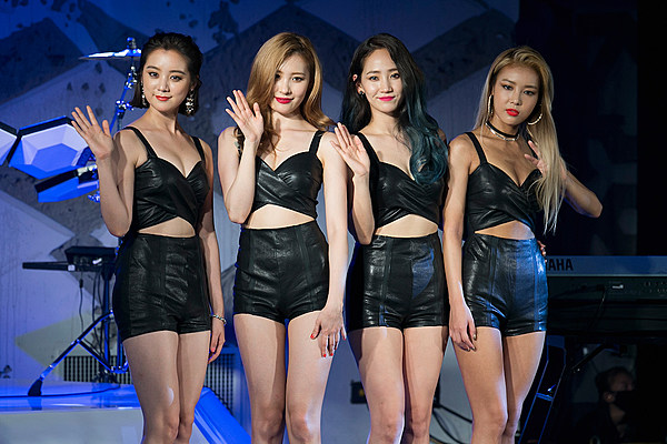 Wonder Girls Announce Disbandment After A Decade