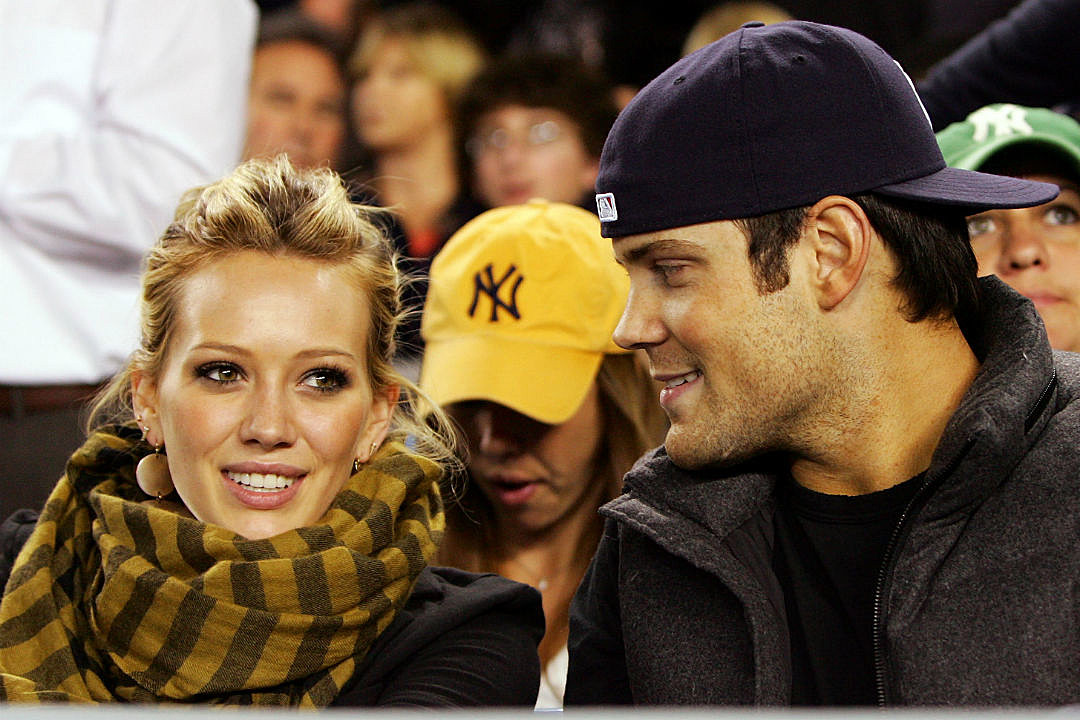Mike Comrie Hilary Duff Rape Investigation