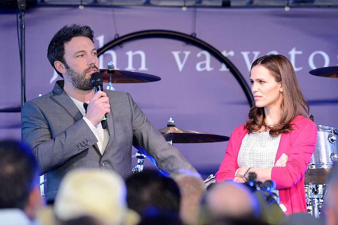 Jennifer Garner Ben Affleck Divorce Confirm