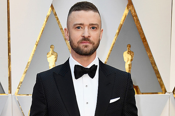 Justin Timberlake Opens the 2017 Academy Awards With ... Justin Timberlake Can't Stop
