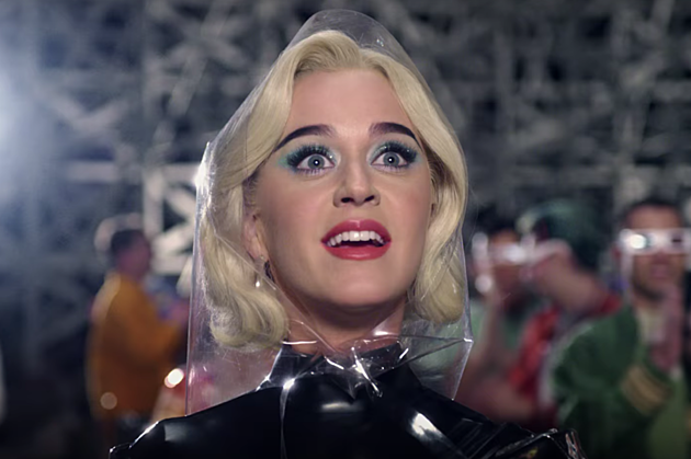Katy Perry Chained to the Rhythm