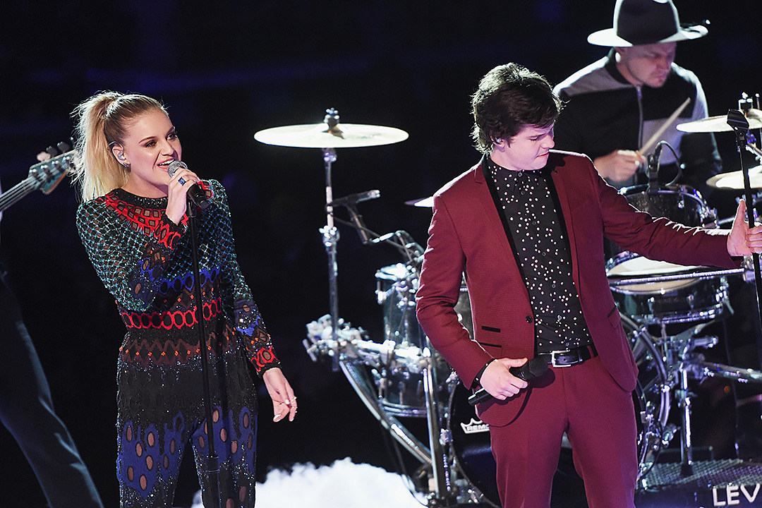 Kelsea Ballerini and Lukas Graham