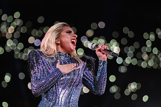 lady gaga super bowl isolated vocals