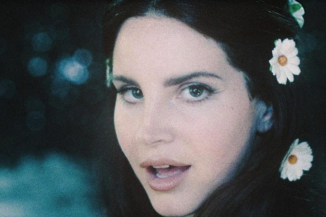 Lana Del Rey is lending her magic to that anti-Trump spell