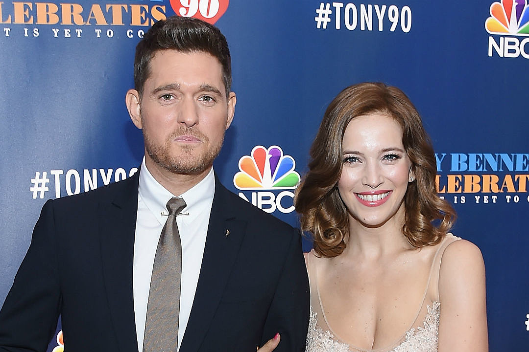 Michael Buble Luisana Lopilato Son Cancer Update