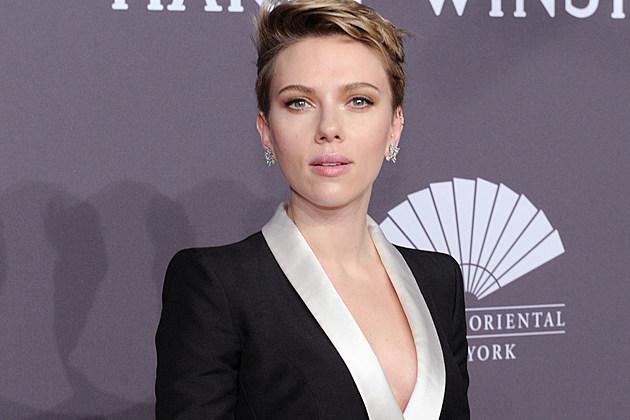Scarlett Johansson monogamy