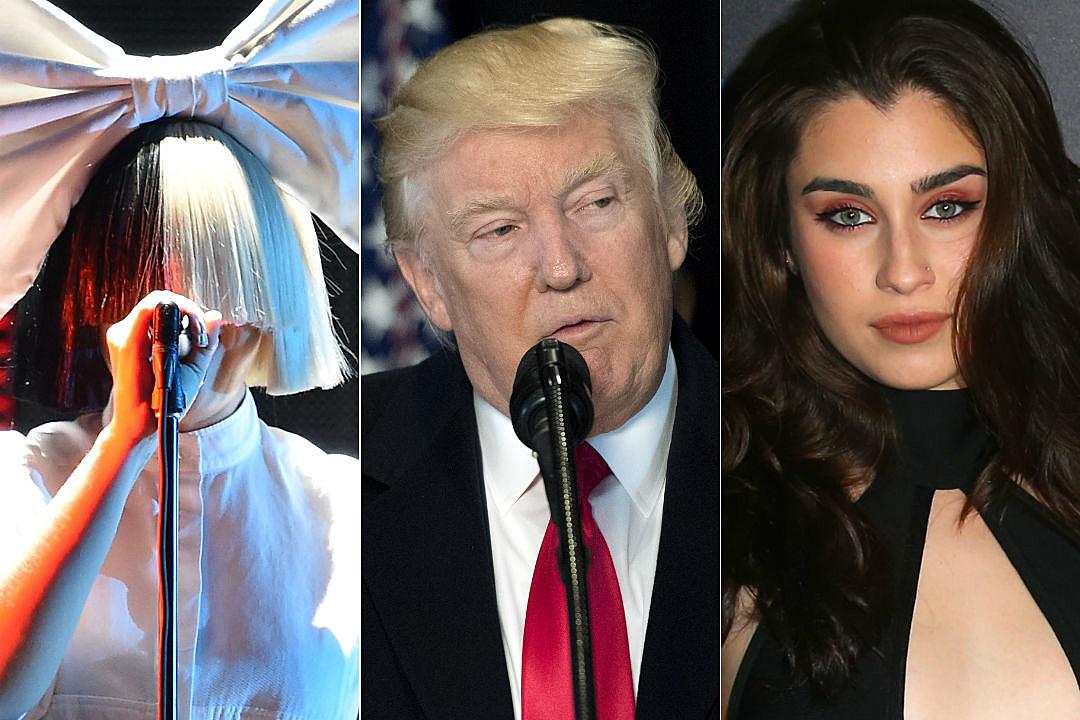 Celebrities Speak Out Donald Trump Transgender Bathroom Reaction