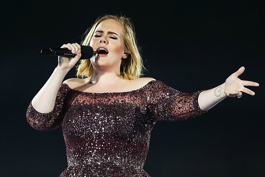 Adele Final Concert Announcement