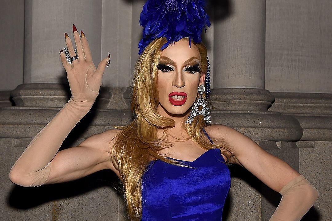 RuPaul's Drag Race stars slam