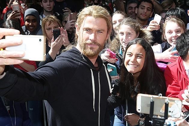 On Set Of 'Thor: Ragnarok' In Brisbane