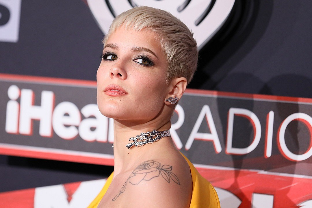 Halsey Delivers A Powerful Poem on Personal Struggles at the 2018 Women's March