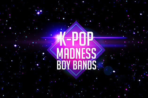 K-Pop Madness Boy Bands