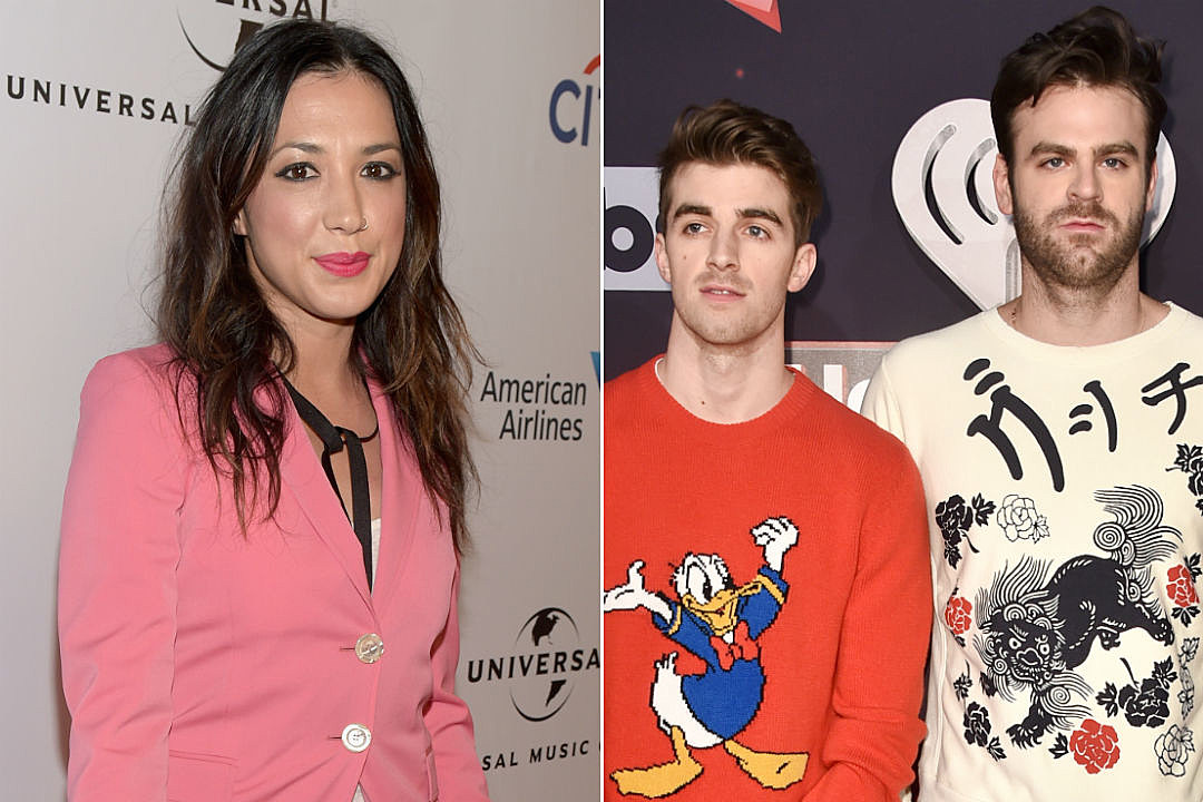 New Albums Pop April 2017 Michelle Branch The Chainsmokers