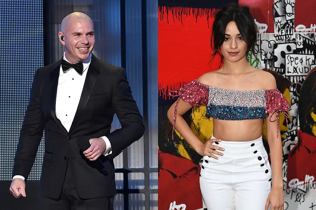 Watch Pitbull, J Balvin and Camila Cabello's Steamy 'Hey Ma' Video