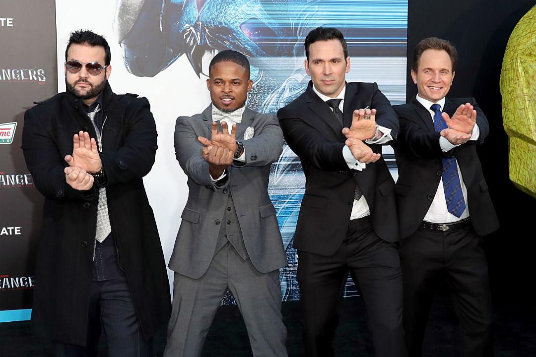 Power Rangers Jason David Frank Kicked Out Premiere