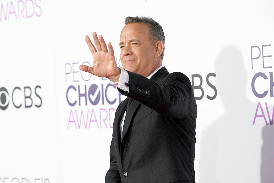 Tom Hanks White House Press Corps Coffee