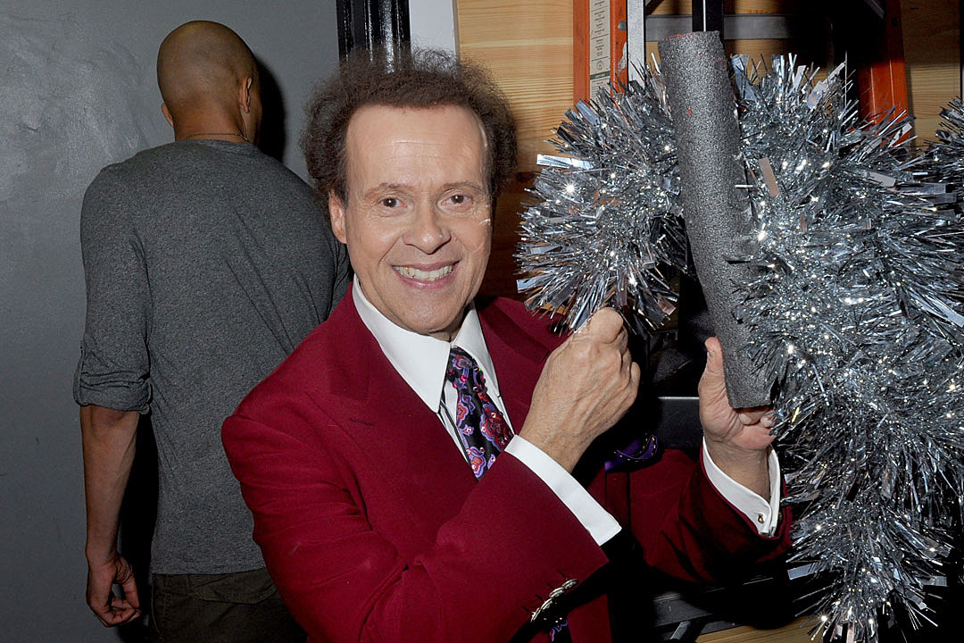 Richard Simmons' rep denies claims he is being held hostage