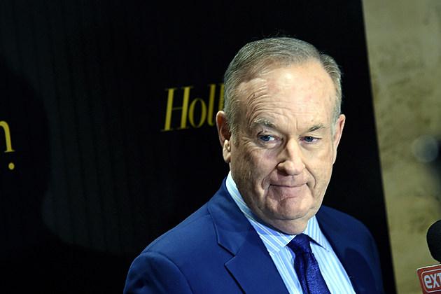 Bill O'Reilly blue suit