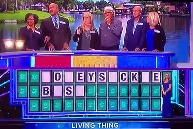 'Wheel of Fortune' Fails