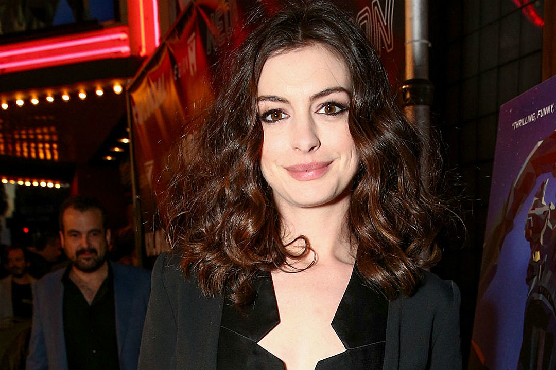 Anne Hathaway Success Surprise Quotes